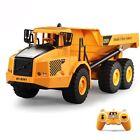 Double E RC 1:16 Heavy Radio Control Dumper Truck 6CH 2.4G Machine Toys For Boys