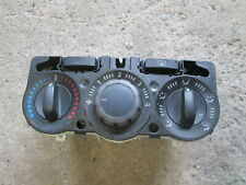 2008 VAUXHALL CORSA D HEATER MOTOR FAN CONTROLS PANEL SWITCH WITHOUT AIRCON