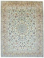 Traumhaft schöner Orientteppich 418x303 Perserteppich Kashan Top Zustand Fein