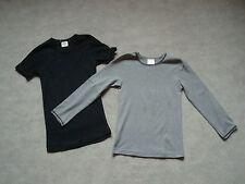 2 x Skiunterwäsche Skiunterhemden, Thermohemden, Skihemden, Unterhemd Gr. 128