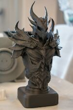 The Elder Scrolls V - Skyrim Daedric Armor Bust (215mm height x 105 mm x 80 mm)