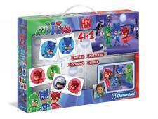Giochi educativi per bambini Pj Masks Super Pigiamini Clementoni Edukit bimbo 3+