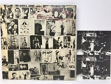 ROLLING STONES EXILE ON MAIN STREET 1972 ORIGINAL UK TOP NM COMPLETE COC 69100