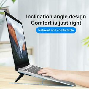 2PCS Lightweight Laptop Cooling Stand Simple Creative Notebook Stand Foldable