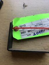 dixon ztr mower belt guide 20991