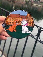 Disney Oliver and Company Marie Aristocats Fantasy Pin