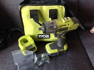 Ryobi 18v Impact Wrench 400Nm 2.0 Amp -good used condition
