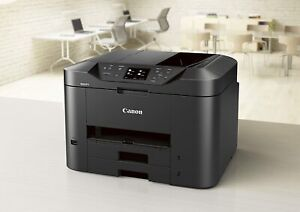 Canon MAXIFY MB2320 Wireless Office All-In-One Inkjet Printer + Scanner + Copier