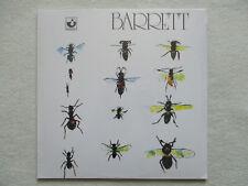 """LP 33T SYD BARRETT """"Barrett"""" HARVEST SHSP 4007 Neuf et emballé §"""