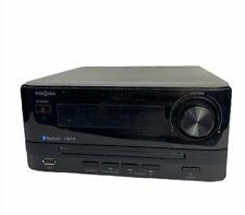 Insignia Compact Cd Shelf System Bluetooth Ns-Sh513 Tested No Remote Bluetooth