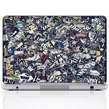 "15"" High Quality Vinyl Laptop Notebook Computer Skin Sticker Decal  2732"