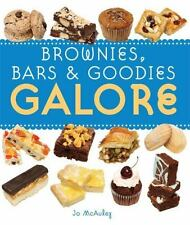 Brownies, Bars & Goodies Galore
