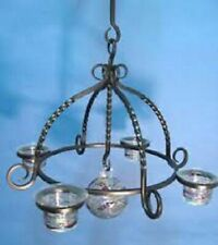 Partylite Mosaic Chandelier / retired & awesome