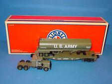 LIONEL  - # 6 - 52336  -   U S ARMY - THREE  PIECE  TOFC  SET  - (Uncataloged )