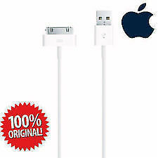 Original Apple™ 30pin to USB Data Sync charging Cable for iPhone 3G 3GS 4G 4S