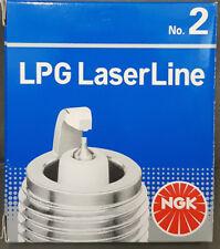 5 x NGK LPG No 2 Zündkerzen (1497) LPG2  LPG Laser Line 2  (LL2) #