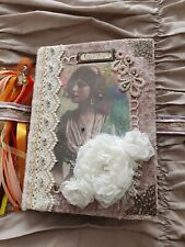 Beautiful Handmade  Bohemian Gypsy  Journal
