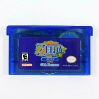 Legend Zelda Ages  Gameboy Advance GBA