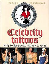 CELEBRITY TATTOOS celtic style memento prison break sailor jerry suicide girls