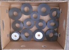 Dachbodenfund  67 Stück 35 mm Filmtrailer und 60 Stück 35 mm Bobbis
