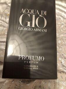 Giorgio Armani ACQUA DI GIO PROFUMO 75ml Eau De Parfum EDP NEW & CELLO SEALED