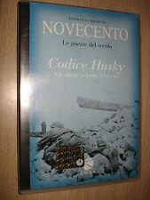 DVD N°14 NOVECENTO CODICE HUSKY GLI ALLEATI IN ITALIA 1943/45 GUERRE DEL SECOLO
