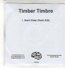 (CZ908) Timber Timbre, Black Water - DJ CD