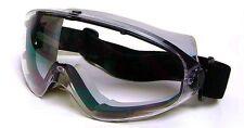 5 x Galactic Deluxe Sicurezza Occhiali Visione Ampia Anti graffio e anti nebbia