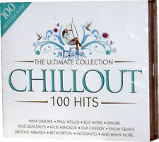 Ultimate Chillout 5 CD set with 100 Hits Original Music