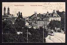10840 AK Dresden Strehlen Residenzstraße Wasaplatz 1909