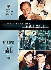 Essential Classics: Musicals [My Fair Lady / Singin' in the Rain / Gigi]