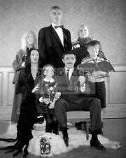 """The Addams Family"" Cast From The Abc Tv Show - 8X10 Publicity Photo (Da-602)"