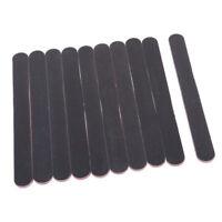 10pcs Polishing Bar Sandpaper Sanding Polisher Sticks for Modeler DIY Model