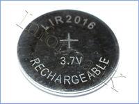 LIR2016 Pila Batteria Ricaricabile replace BR CR DL ECR KCR ML LM LIR 2016 3.7V
