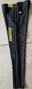 adidas Girl's Active Legging Tight Pants 3-Stripes Size S-7/8