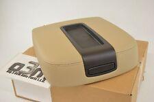 2007-2013 Chevrolet Silverado GMC Sierra Cashmere Center Armrest Console Lid OEM