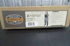 Nob Frogg Toggs Sierran Breathable Stockingfoot Chest Wader Size Large 2711135