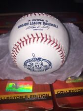 RAWLINGS CHIPPER JONES Retirement Baseball BRAVES W/ BOX Official MLB RARE 2012