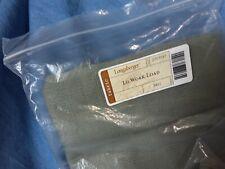 Longaberger Basket Liner 1 Sage Large Workload, New in original Package