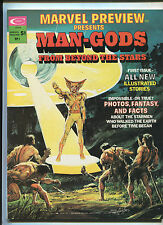 MARVEL PREVIEW #1 (9.0) HIGH GRADE MAN-GODS FROM BEYOND THE STARS!