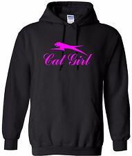 CAT GIRL ARCTIC CAT *CHOOSE YOUR COLOR* Hooded Sweatshirt XF Z Sno Pro Ladies
