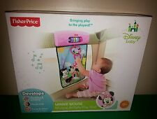 Disney Baby Minnie Mouse Musical Play Child Toy Activity Panel
