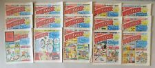 Job Lot of 15 Whizzer and Chips Comics