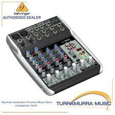 Behringer XENYX Q802usb Premuim 8-input 2-bus Mixer With Usb/audio Interface