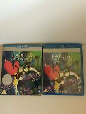 Laputa - Castle In The Sky (Blu-ray and DVD Combo, 2011)