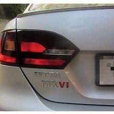 For Volkswagen VW Jetta MK6 Boot Trunk Lip Spoiler Color Code  0V, 0V0V, LA7P R2