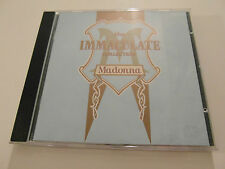 Madonna - The Immaculate Collection (CD Album) Used Very Good