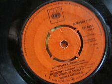 "Simon & Garfunkel,""Wednesday Morning 3 a.m."" Rare 7 inch vinyl EP"