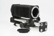 Uniron SB-Bellowscope mit Unitor SB-Bellowscope für Konica Bajonett