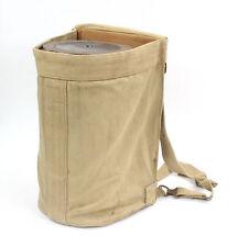 Rare thermos anglais dans son sac dorsal WW2 (matériel original)